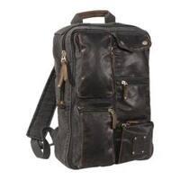 Laurex Stylish Backpack Black