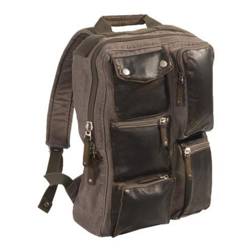 Laurex Stylish Backpack Brown