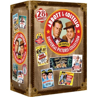 Abbott & Costello: The Complete Universal Pictures Collection (DVD)