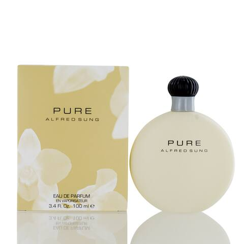 Alfred Sung Pure Women's 3.4-ounce Eau de Parfum Spray