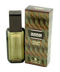 Quorum by Puig Eau de Toilette Spray 3.4-ounce for Men