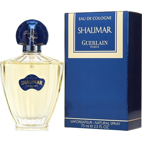 Guerlain Shalimar Women's 2.5-ounce Eau de Cologne Spray