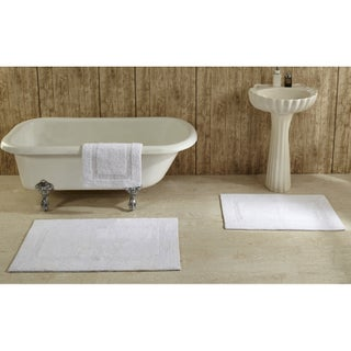 Lux 100-percent Cotton Tufted Reversible Rug or Bath Mat by Better Trends (More options available)