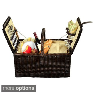Picnic At Ascot Surrey 2-person Picnic Basket (3 options available)