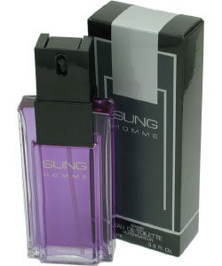 Alfred Sung Men's 3.4-ounce Eau de Toilette Spray