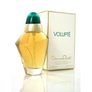 Oscar de la Renta Volupte Women's 3.3-ounce Eau de Toilette Spray