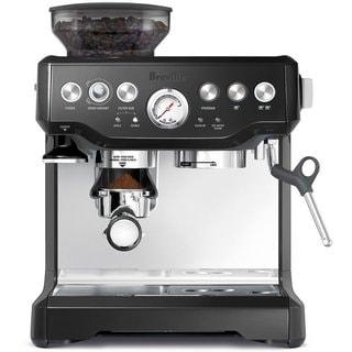 Breville BES870BSXL Barista Express Black Espresso Machine