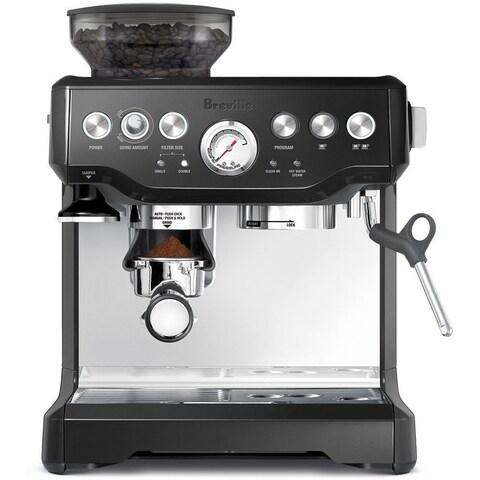 Breville Barista Express Black Espresso Machine