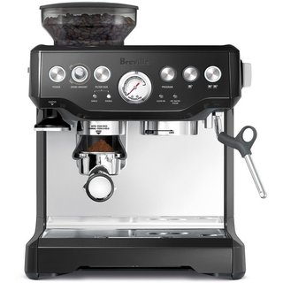 Breville Barista Express Black Espresso Machine