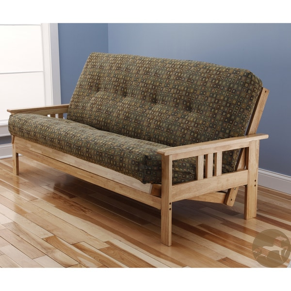 Christopher knight home multi flex natural wood futon for Wood futon frames free shipping
