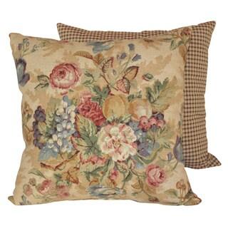 Eternity Chamois Throw Pillows (Set of 2)
