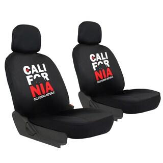 Oxgord California 6-piece Seat Cover Set
