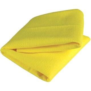 Coleman Yellow Camp Towel