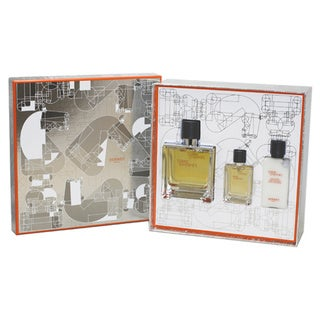 Hermes Terre D' Hermes Men's 3-piece Gift Set