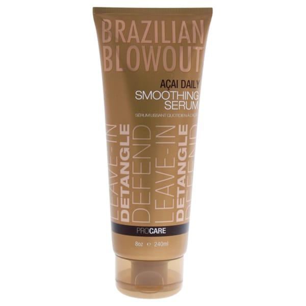 Shop Brazilian Blowout Acai Daily 8-ounce Smoothing Serum ...