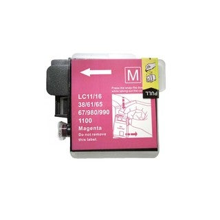 Compatible Brother LC61 Magenta Ink Cartridge