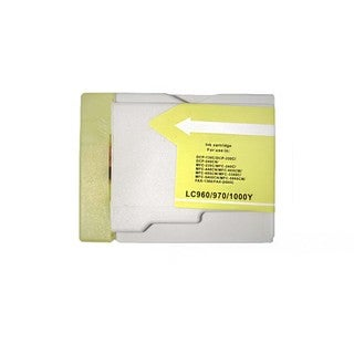 Compatible Brother LC51 Yellow Ink Cartridge
