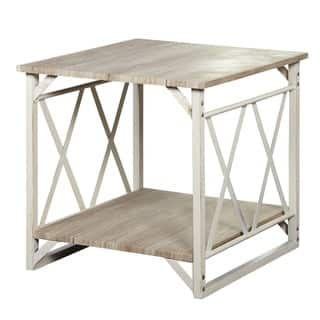 Buy White End Tables Online At Overstock Our Best Living Room