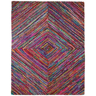 Brilliant Ribbon Vortex Rug (8' x 10')
