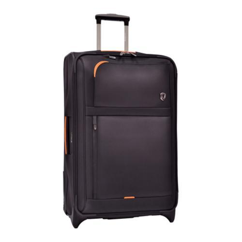 Traveler's Choice Birmingham Black 29-inch Expandable Rolling Suitcase
