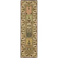Safavieh Handmade Classic Multi Wool Rug - 2'3 x 18'