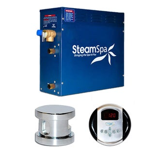 Steam Spa OA600 Oasis Complete Package with 6kW Steam Generator