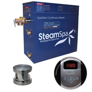 Steam Spa OA450CHC Oasis Complete Package with 4.5kW Steam Generator
