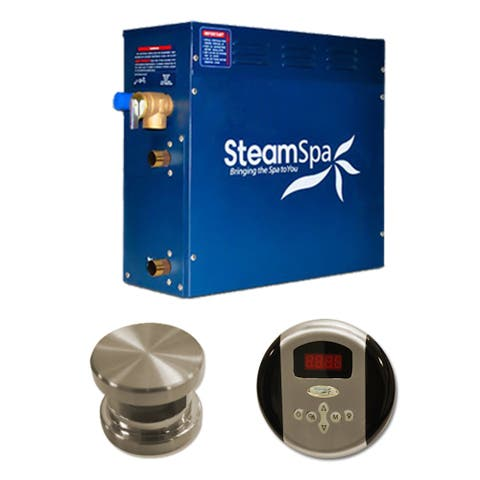 Steam Spa OA750 Oasis Complete Package with 7.5kW Steam Generator