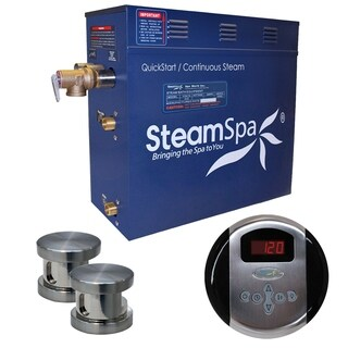 Steam Spa OA1050 Oasis Complete Package with 10.5kW Steam Generator