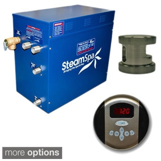 Steam Spa OA1200 Oasis Complete Package with 12kW Steam Generator
