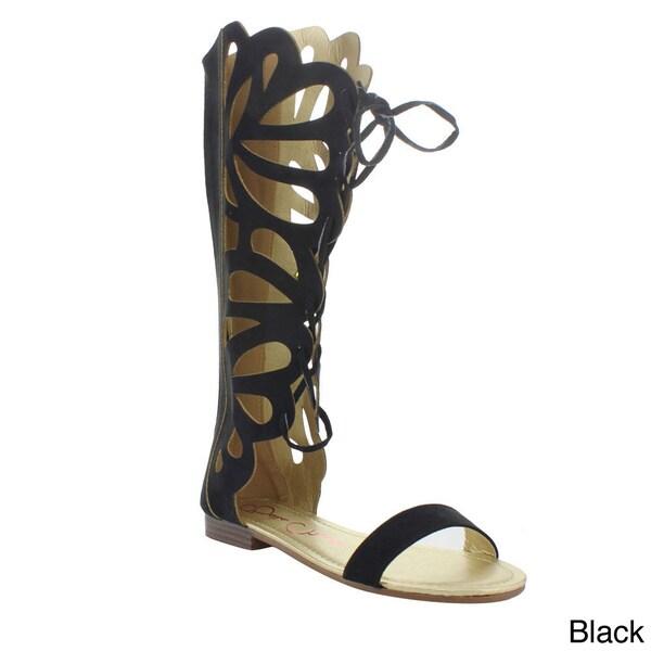 Anna Women's 'Fantacy-4' Sandals