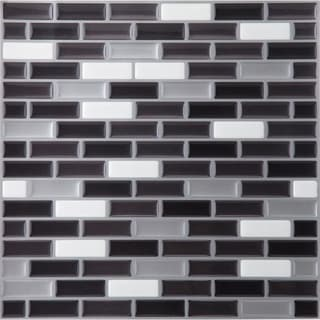 Black Glass Tile For Less Overstockcom