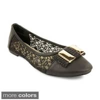 Radian Footwear Women's 'Kracle' Flats