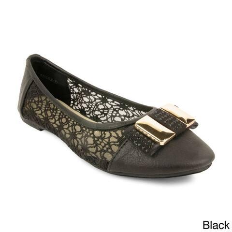 Radian Footwear Womens Kracle Flats