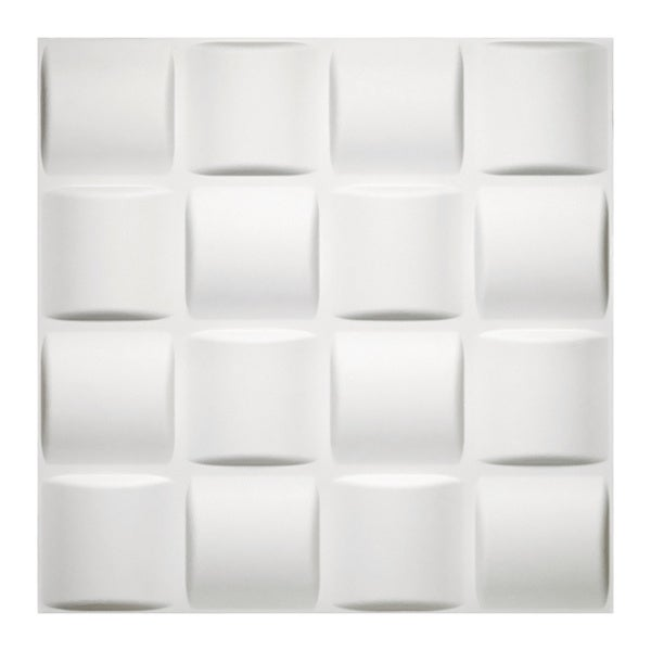 achim donny osmond home 3d basket weave wall tiles pack of 10