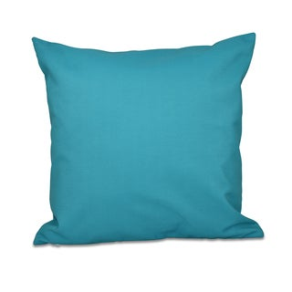 Blue Decorative Throw Pillow