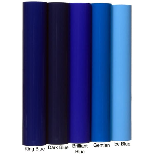 Oracal 651 12-inch x 15-foot Glossy Vinyl Roll (26 colors)