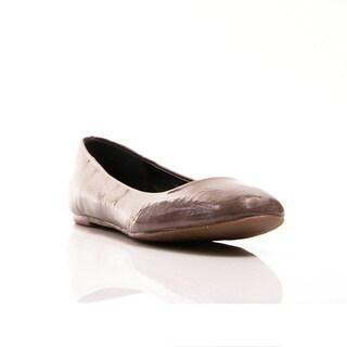 Gomax Women's Dutch 01 Patent Ballerina Flats