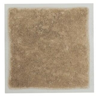 Nexus Wall Sandstone 4x4 Self Adhesive Vinyl Wall Tile - 27 Tiles/3 sq Ft.