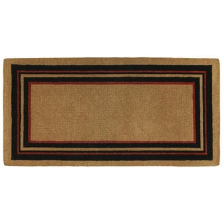 Esquire Extra-thick Natural Coir Doormat (3' x 6')