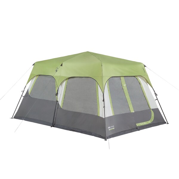 10 Person Instant Cabin Tent : Coleman instant cabin person tent free shipping today