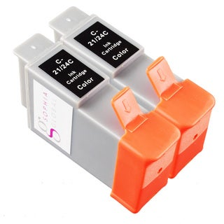 Sophia Global Compatible Ink Cartridge Replacement for Canon BCI-24 (2 Color)