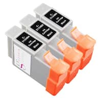 Sophia Global Compatible Ink Cartridge Replacement for Canon BCI-24 (3 Black)