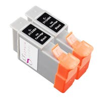 Sophia Global Compatible Ink Cartridge Replacement for Canon BCI-24 (2 Black)