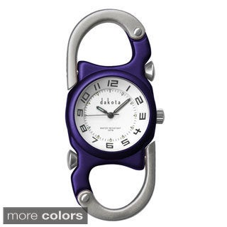 Dakota 'Double Clip' Watch