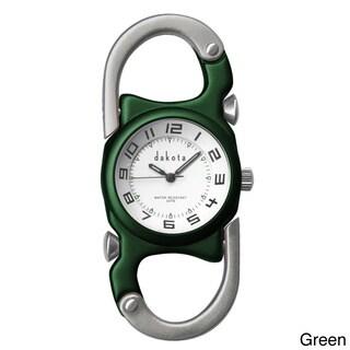 Dakota 'Double Clip' Watch
