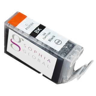 Sophia Global Compatible Ink Cartridge Replacement for Canon PGI-5 (1 Large Black)