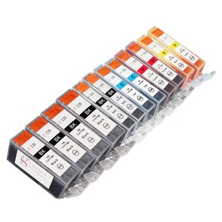 Sophia Global Compatible Ink Cartridge Replacement for Canon PGI-220 and CLI-221 (4 Large B