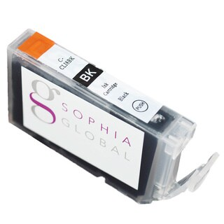 Sophia Global Compatible Ink Cartridge Replacement for Canon CLI-8 (1 Small Black)