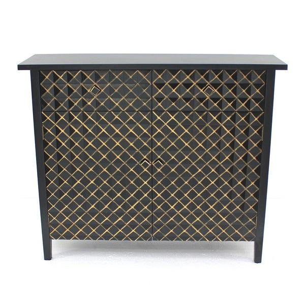 Decorative 2-door Storage Cabinet (China)